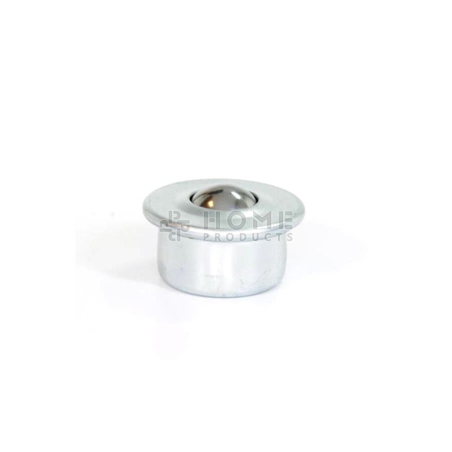 Ball Transfer Unit, 22 mm, with flange