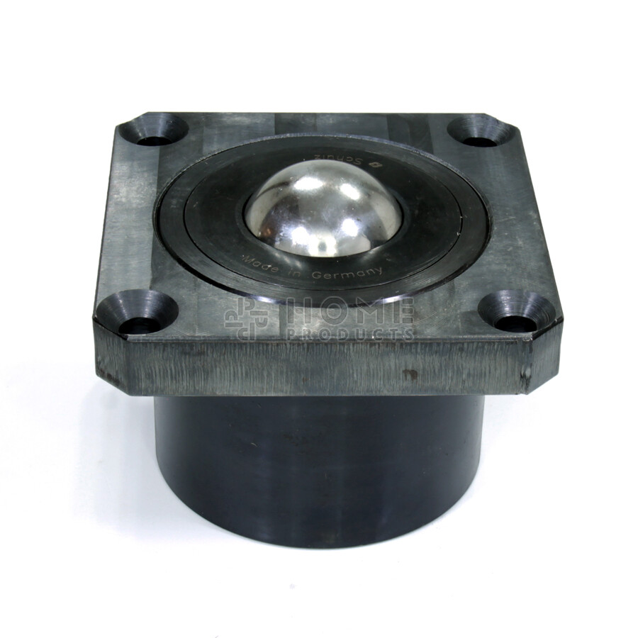 Ball Transfer Unit, 50.8 mm, with head flange and mounting holes, for heavy load