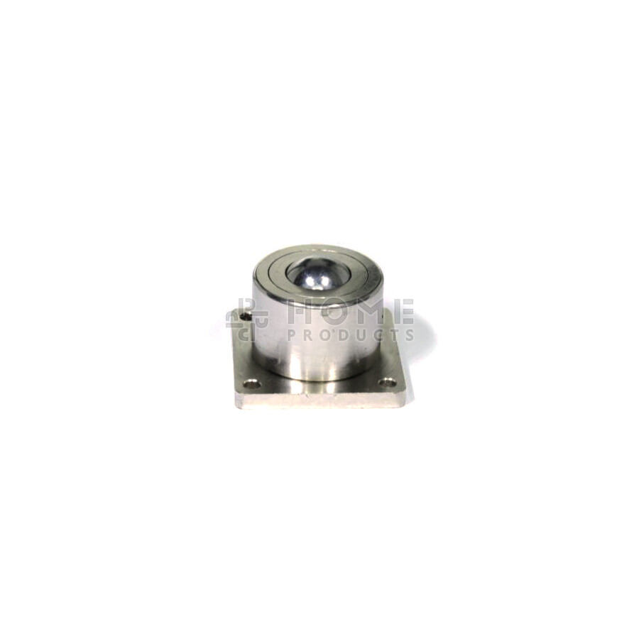 Ball Transfer Unit, 25.4 mm, with mounting holes and flange