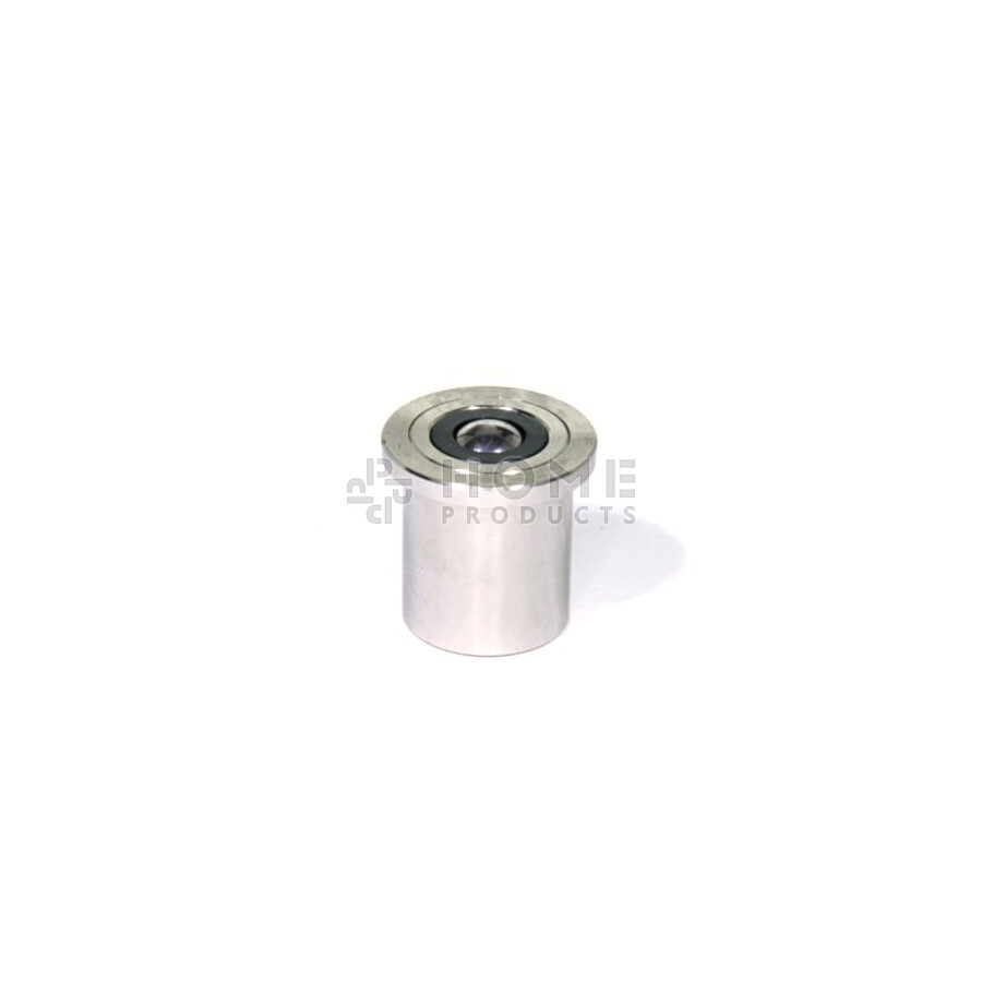 Ball Transfer Unit, 15.875 mm, with flange and spring, for heavy load